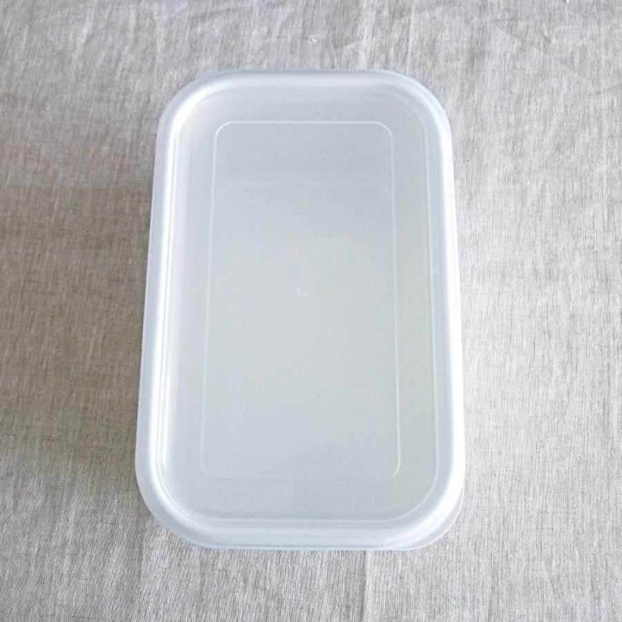 野田琺瑯 ホワイトシリーズ レクタンブル深型シール蓋付LL hanamomimo-zakkaten 04