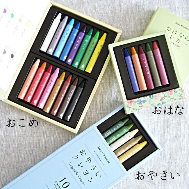 mizuiro inc おはなのクレヨン Flower Crayon|hanamomimo-zakkaten|04