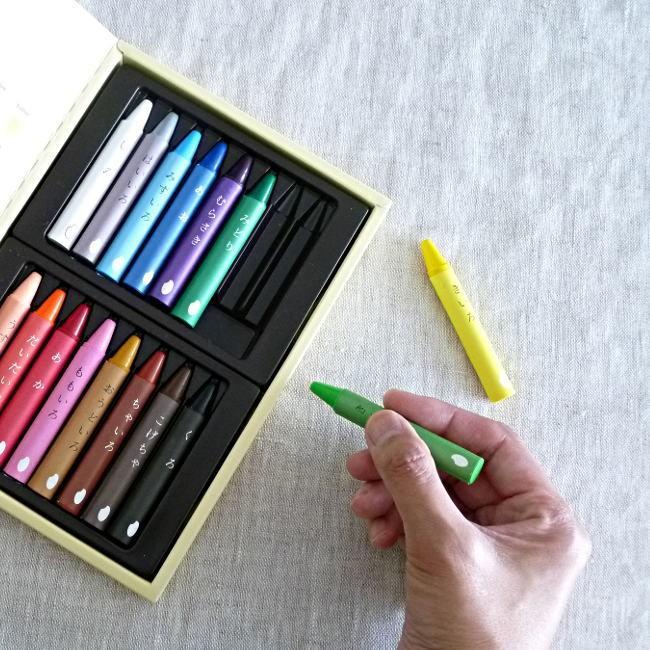 mizuiro inc おこめのクレヨン Rice Crayon hanamomimo-zakkaten 03