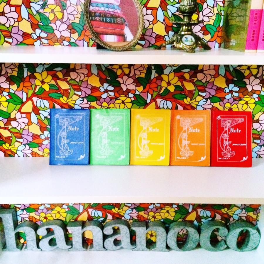 台湾・レトロフラワーカッティングシート|hananoco-bazaar|08