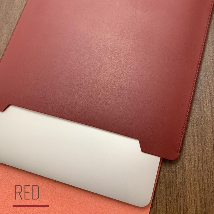 MacBook ケース MacBookPro MacBookAir 12inch 13inch 13.3inch 2018 2017 Mac Apple スリーブ PUレザー カバー 2018年モデル|hanaro-online-store|07