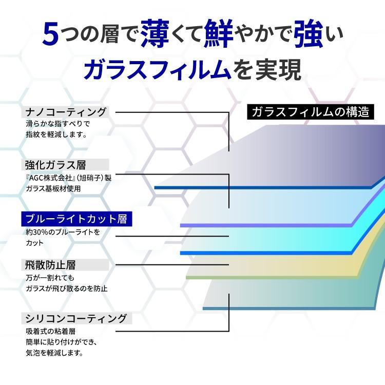Galaxy A51 5G フィルム Galaxy A7 フィルム Galaxy A41 ガラスフィルム Galaxy A20 Galaxy A21 SM-A750C SC-41A SCV48 SCV43 SC-02M SCV46 ギャラクシー|hanaro|11