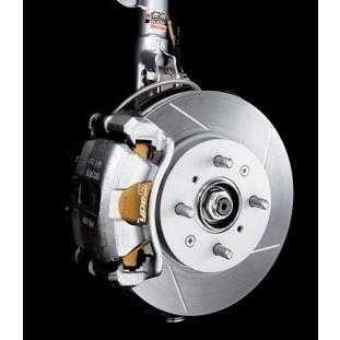 MUGEN(無限) ブレーキローター フィット GE6/GE7/GE9 2009/11-2010/09 L13A/L15A 品番:45250-XLF-K1S0