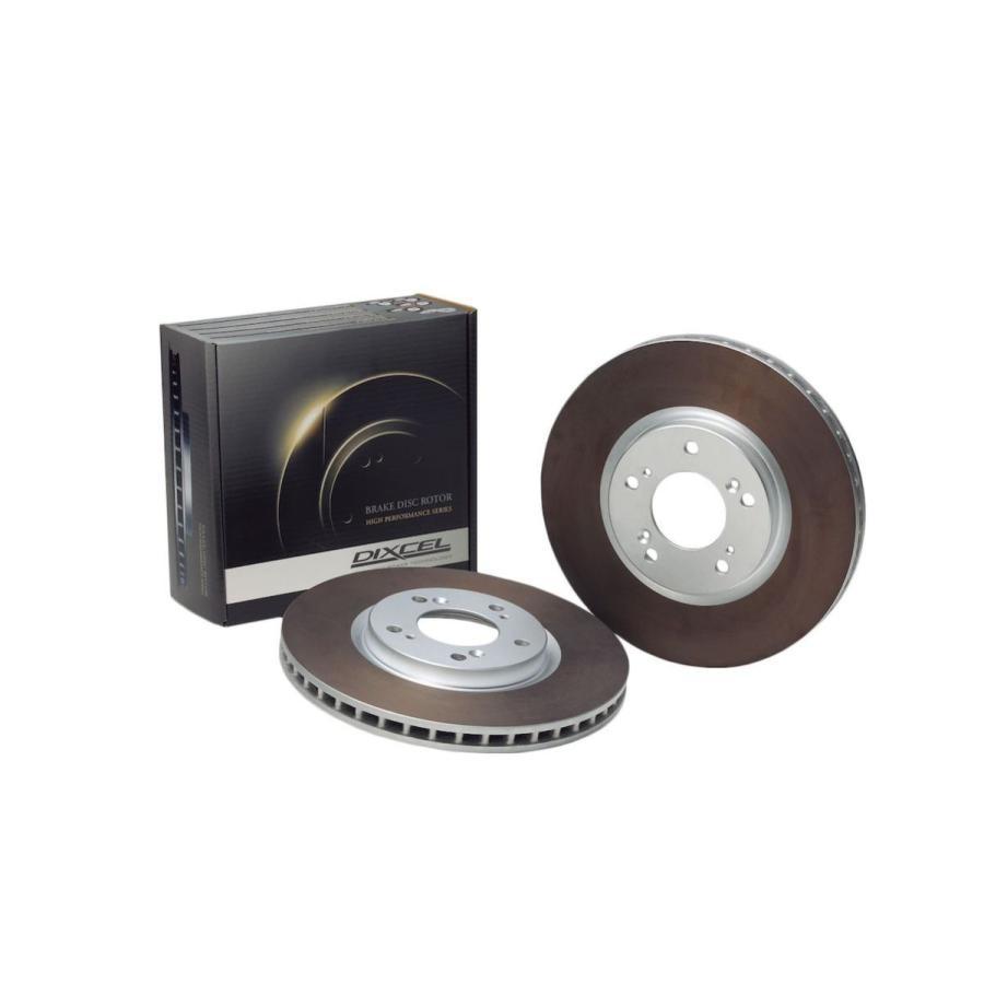 DIXCEL(ディクセル) ブレーキローター HDタイプ 1台分前後セット ROVER MG TF 160 03/07- 品番:HD0414971S/HD0353261S