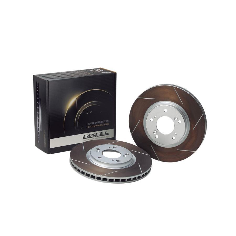 DIXCEL(ディクセル) ブレーキローター HSタイプ 1台分前後セット VOLKSWAGEN GOLF V 2.0 GLI/GT 04/06-07/12 品番:HS1311292S/HS1351294S