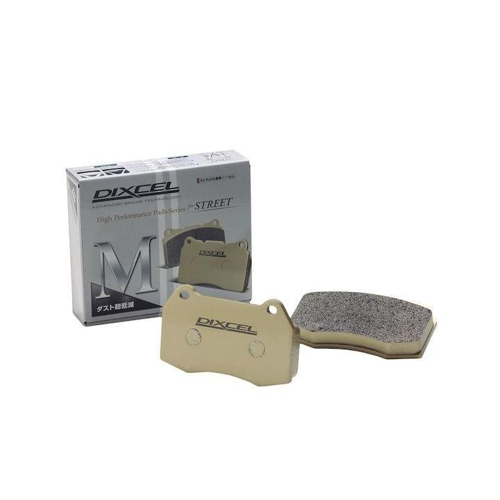 DIXCEL(ディクセル) ブレーキパッド Mタイプ 1台分セット BMW G06 X6 M50i 19/12- 品番:M1212392/M1258928