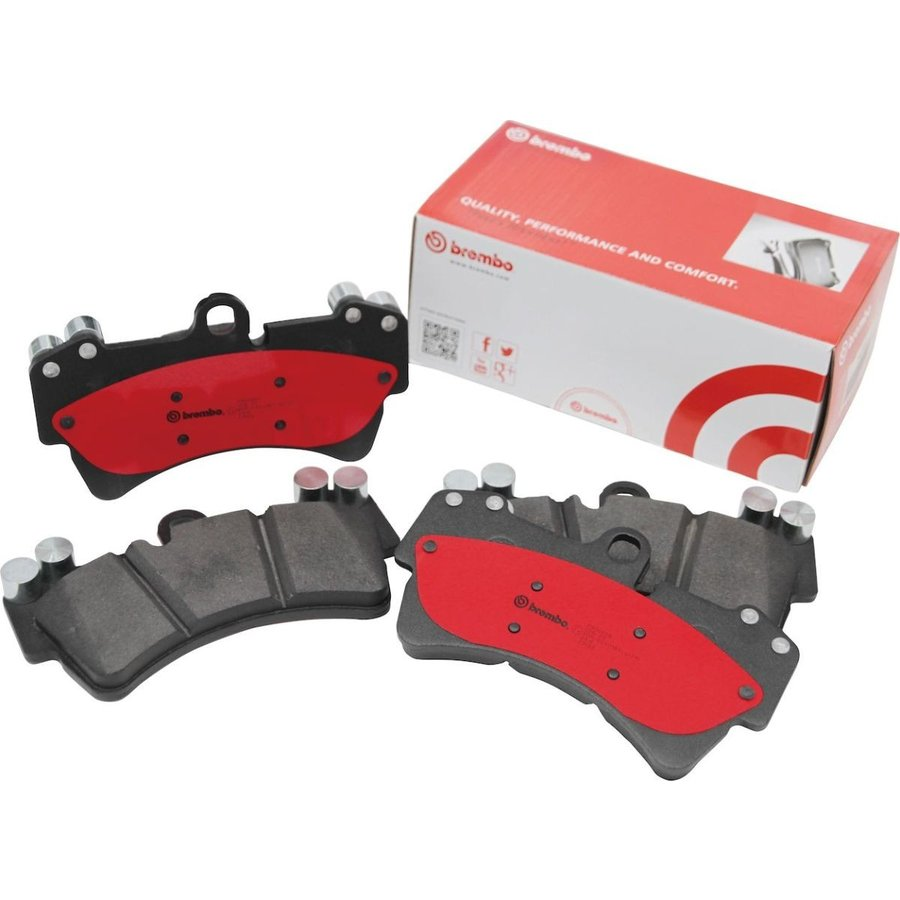 brembo(ブレンボ) ブレーキパッド セラミック フロント ALPINA F11 10/07-12/02 品番:P06 073N