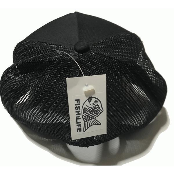 FISHandLIFE MESH CAP BASS NAME handcsports 02