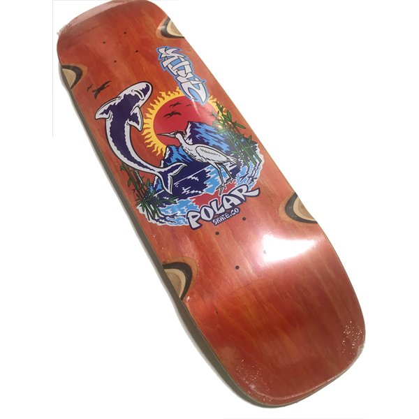 POLAR/SANBONGI/MT FUJI 8.75インチ SURF JR.|handcsports