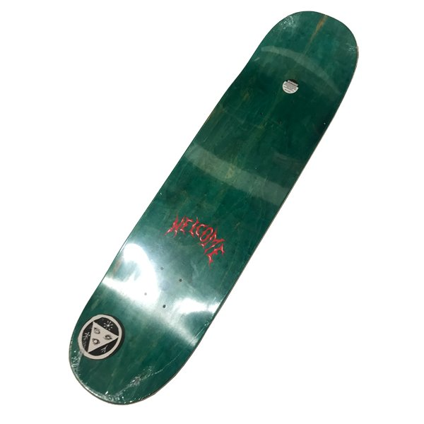 WELCOME WELCOME RYAN TOWNLEY ANGEL ON ENENRA LIGHT TEAL 8.5インチ|handcsports|02