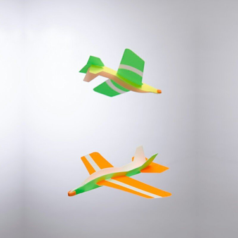 ブーメラン ヒコーキ ルーパー 夏休み 工作キット 自由工作 自由研究 手作り 予約 観察 全国どこでも送料無料 工作 実験 小学校 飛行機 低学年 高学年