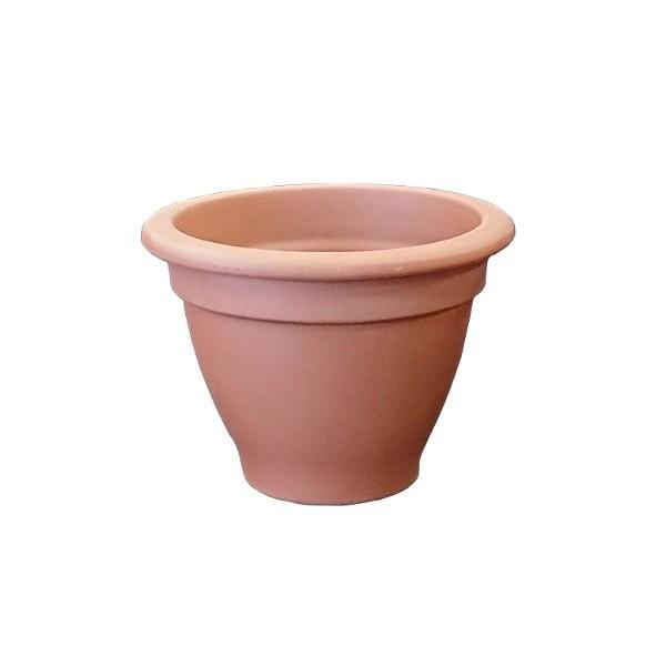 植木鉢 テラコッタ鉢 カンパナ 04310I 直径31cm×高さ22.5cm 通常配送 モデル着用&注目アイテム 重さ:3.1kg 送料別 売れ筋ランキング 1057782