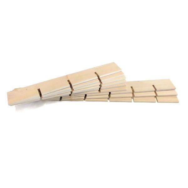 木製標本箱大用の仕切り 28マス 登録名:オリジナル標本箱仕切り大用荒目 5169771 誕生日 お祝い 送料別 贈物 通常配送