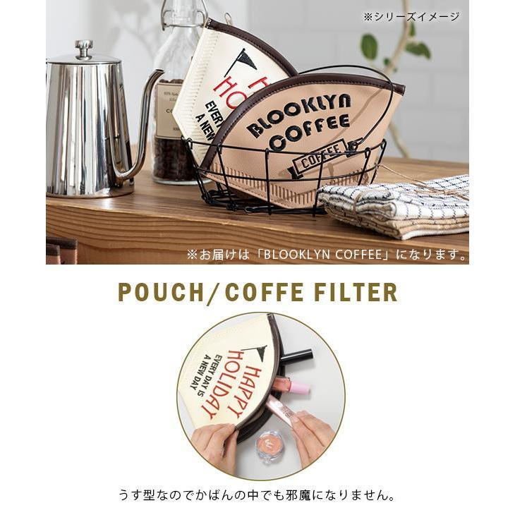 セトクラフト コーヒーフィルターポーチ BLOOKLYN COFFEE SF-4133-130|handyhouse|03