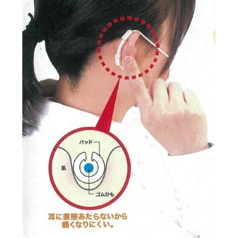 ES-480 やわらか耳パッド4個入×4セット handyhouse 03