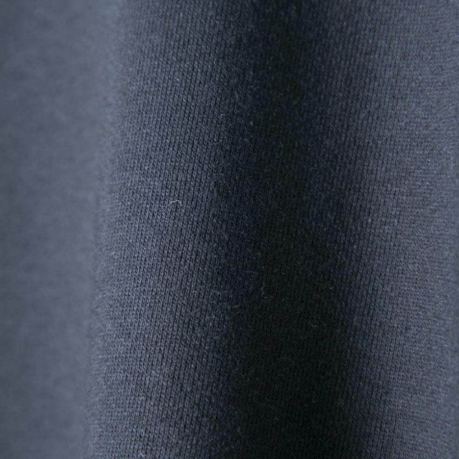 Tシャツ ワンピース ロング丈 秋 春 部屋着 マタニティ 楽ちん マキシ丈 クルーネック ワンピ チュニック スウェットワンピ 綿混 hangaa 10