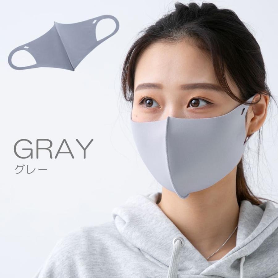 抗菌 マスク 洗える UV 吸水速乾 通気性 hangaa 06