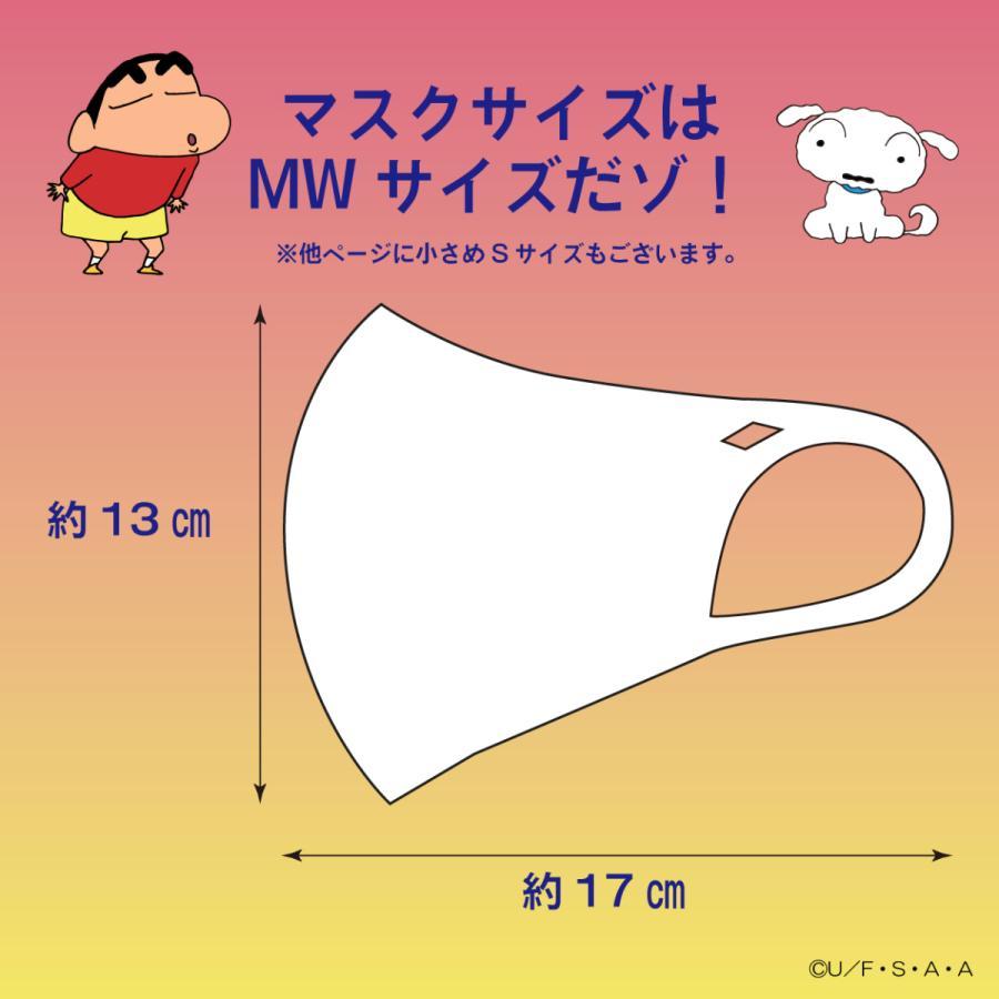 マスク クレヨンしんちゃん 抗菌防臭 キャラクターマスク 大人気|hangaa|06