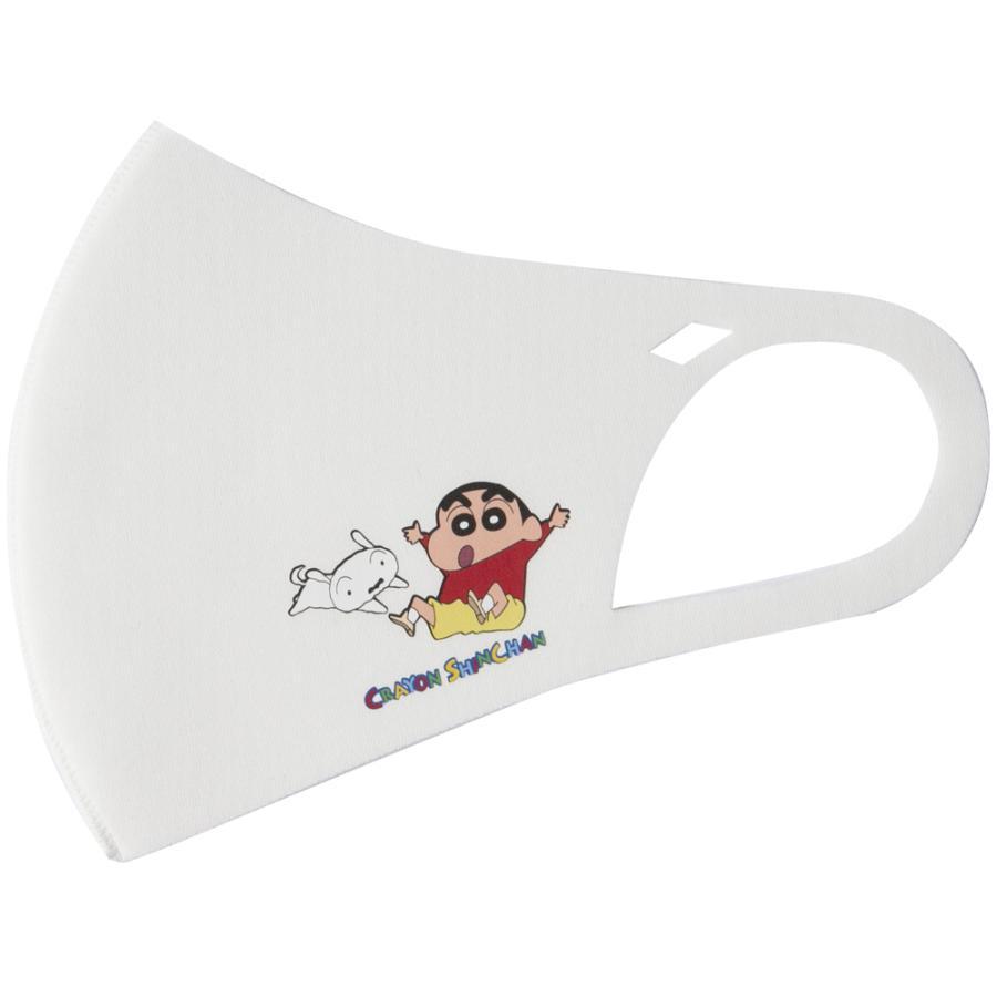 マスク クレヨンしんちゃん 抗菌防臭 キャラクターマスク 大人気 子供 キッズ|hangaa|06