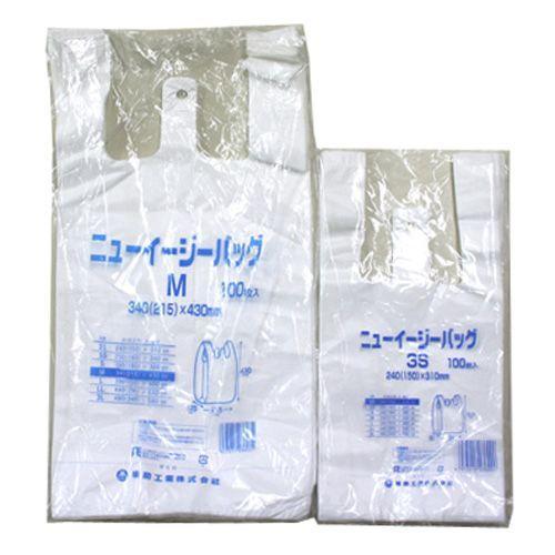 レジ袋(乳白)S|hanjo