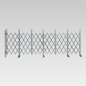 ユニット UNIT ライトゲートクロス (仮設ゲート) 391−111 片開き