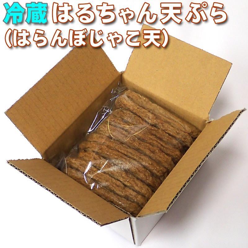 冷蔵はるちゃん天ぷら10枚(はらんぼじゃこ天)|hannouhangyo|02