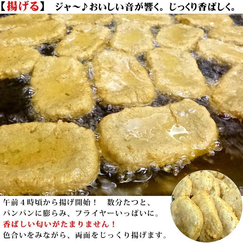 冷蔵はるちゃん天ぷら10枚(はらんぼじゃこ天)|hannouhangyo|10