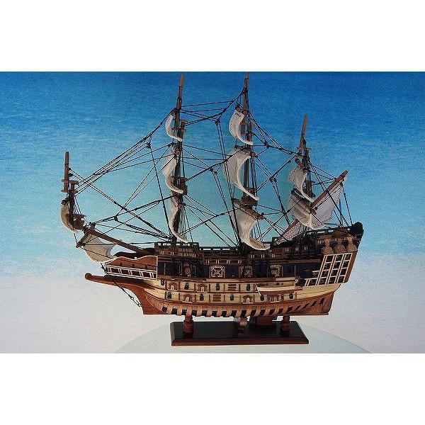 帆船模型 ソヴリン S (完成品)