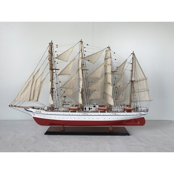 帆船模型 日本丸 L (完成品)