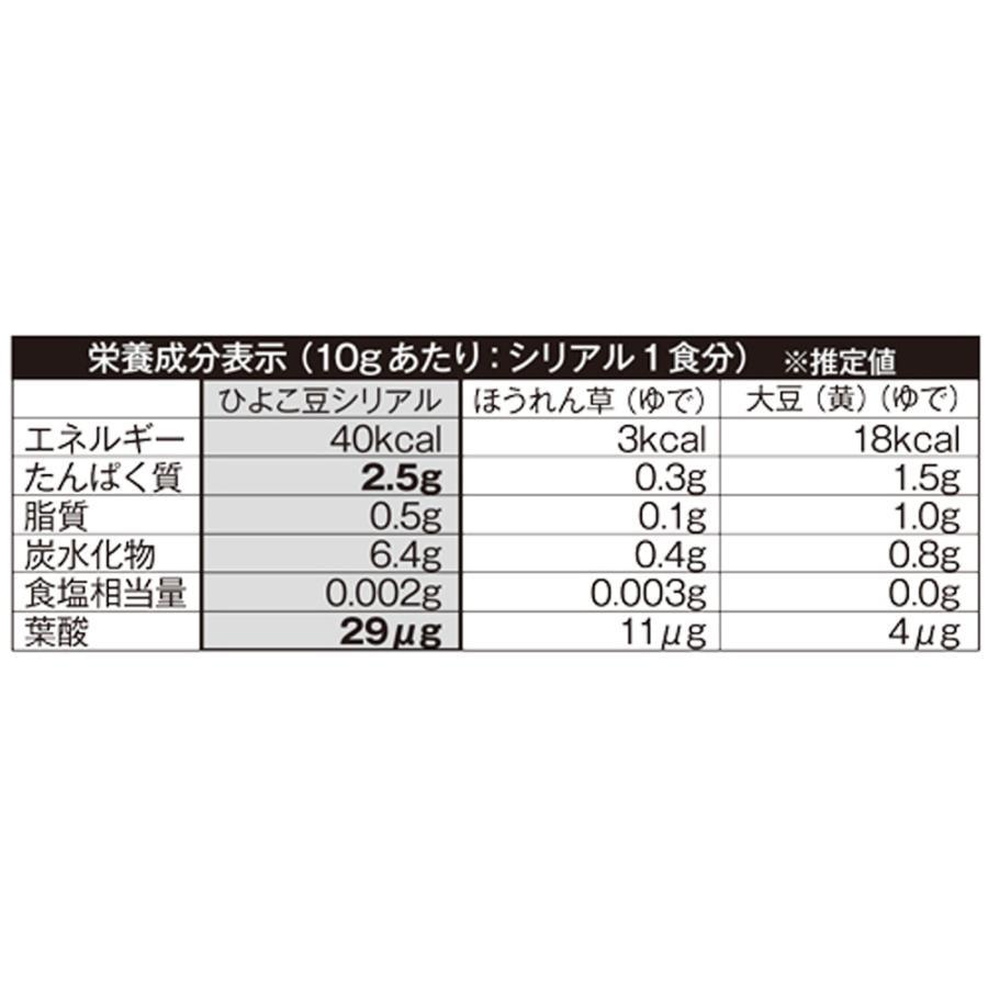 ひよこ豆シリアル 150g hanshoya 08