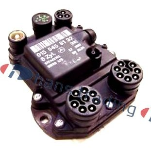 ベンツ W124 W140 R129 イグニッションモジュール 純正品 正規品 新品 イグナイター V8 M119 015-545-6132 0145454332 0135456432 0125458532