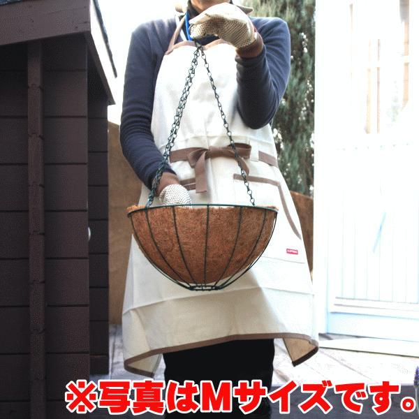 /植木鉢・プランター/ハンギングバスケット L/専用ヤシマット付/|hanwa-ex|02