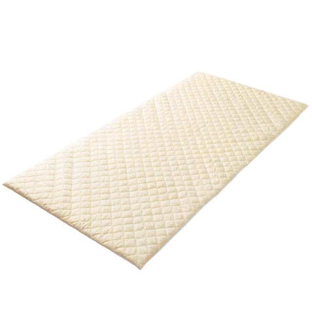 東京西川 sleepcomfy (スリープコンフィ)オーバーレイ シングル(S:97×195cm)SY7050
