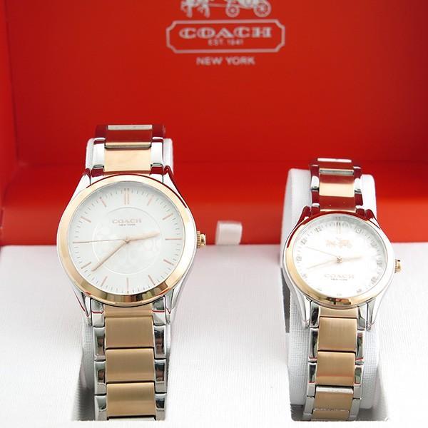 【返品不可】 【ペアウォッチ 腕時計】 コーチ CO14000051 COACH クオーツ 腕時計 CO14000051 ホワイト ホワイト, HAPIAN:f0d0f863 --- airmodconsu.dominiotemporario.com
