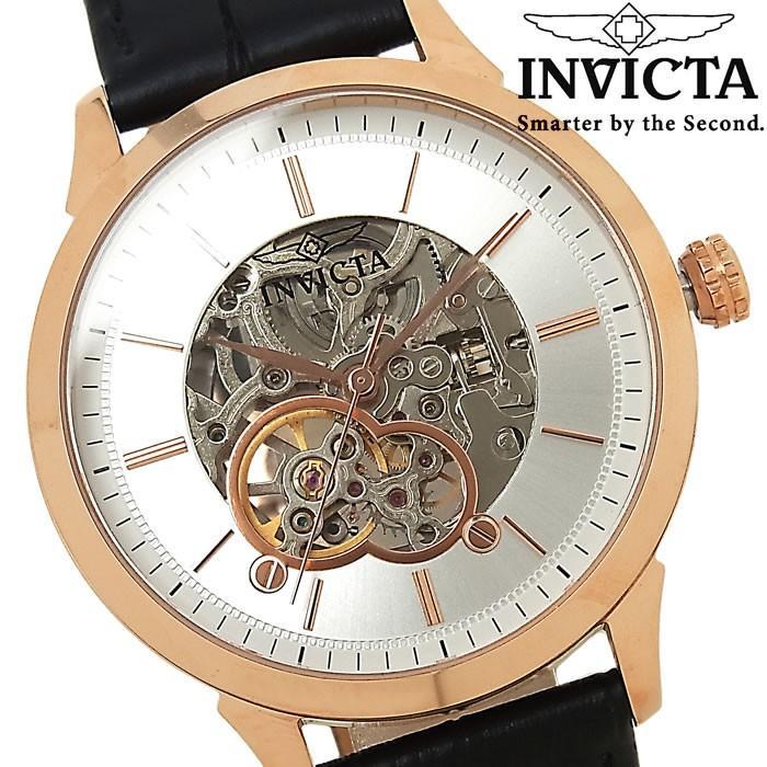【驚きの価格が実現!】 メンズ腕時計 INVICTA インビクタ 自動巻き スペシャリティ 18139, calin mia -カランミア- 10201c02
