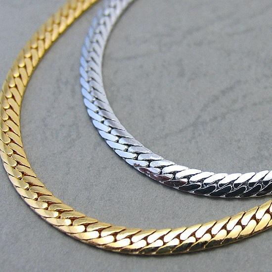 磁気ネックレス おしゃれ ネックレス 喜平 肩こり暖和 頭痛暖和|happinesnet-stora|04