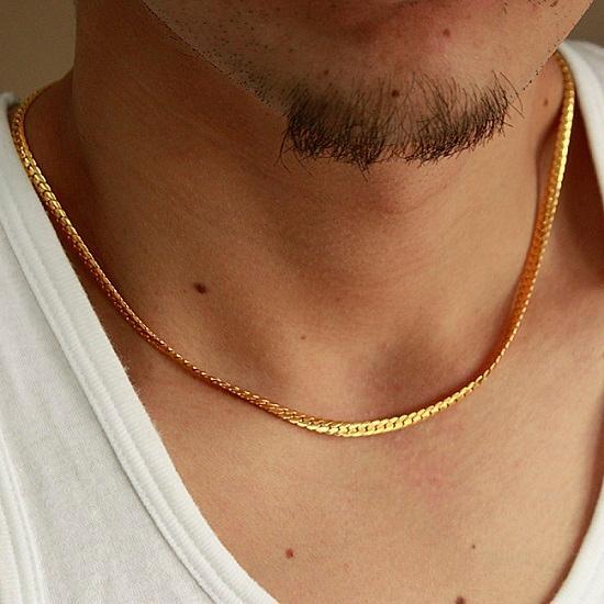 磁気ネックレス おしゃれ ネックレス 喜平 肩こり暖和 頭痛暖和|happinesnet-stora|05
