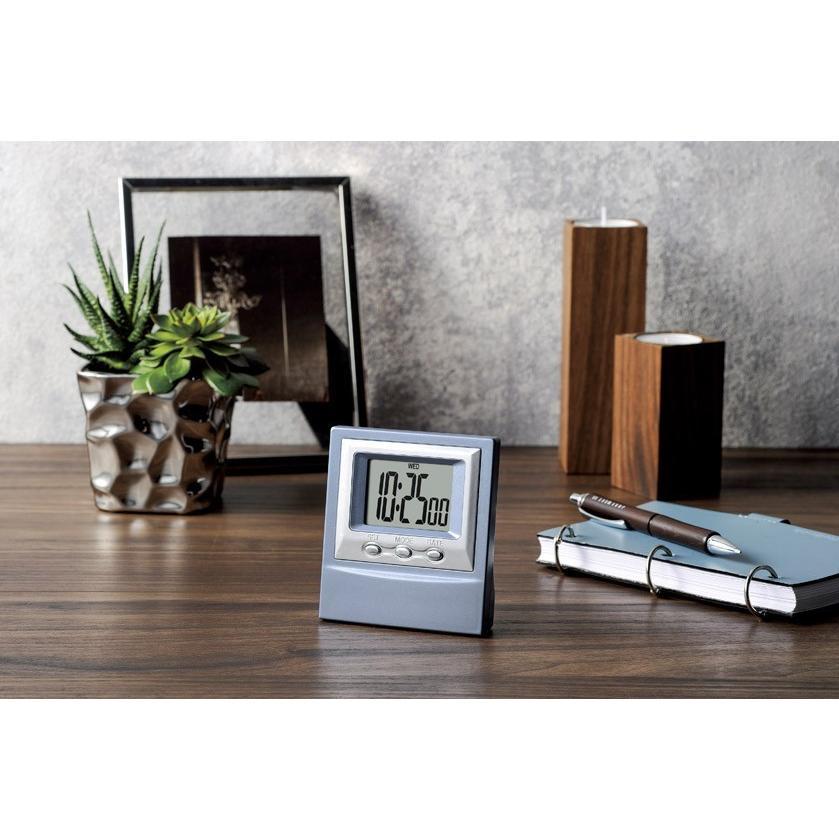 置き時計 デジタル時計 ギフト 粗品 販促品 記念品 プレゼント ノベルティ|happinesnet-stora|03