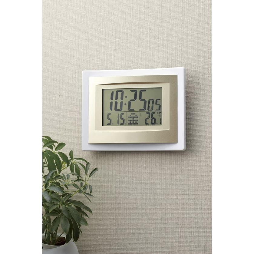 電波時計 置き掛け時計 デジタル時計 ギフト 粗品 記念品 プレゼント ノベルティ|happinesnet-stora|04