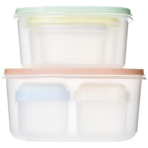 保存容器 セット 8個組 ギフト 粗品 記念品 景品 プレゼント ノベルティ|happinesnet-stora|04