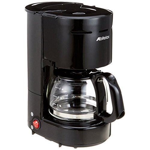 Abitelax(アビテラックス) コーヒーメーカー ブラック ACD-36-K 874338|happiness-store1