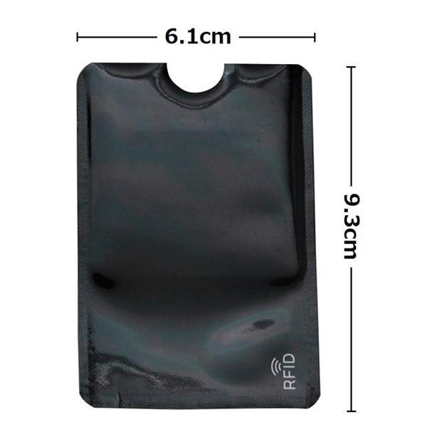 カードケース スキミング防止 スキミング 防止 磁気 干渉防止 磁気シールド カードプロテクター データ保護 スリーブ RFID ケース happinetsplus 04
