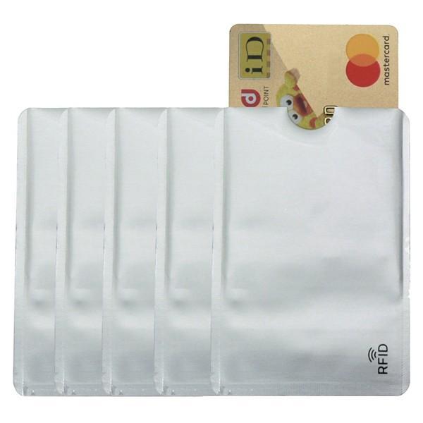 カードケース スキミング防止 スキミング 防止 磁気 干渉防止 磁気シールド カードプロテクター データ保護 スリーブ RFID ケース happinetsplus 09