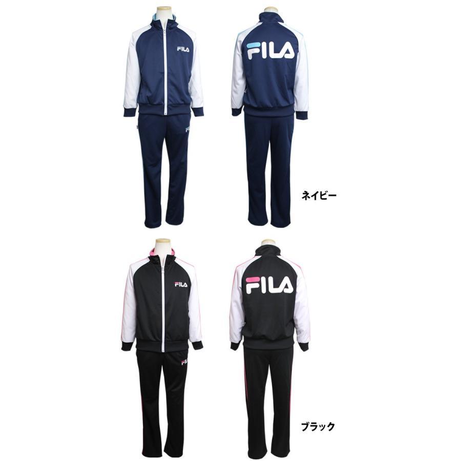 FILA(フィラ) ジャージ 上下セット 子供 ジュニア キッズ 女の子 トレーニングウェア スポーツウェア サマーSALE|happy-f|02