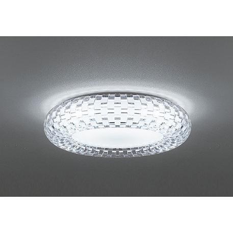 ODELICオーデリック LEDリモコン付洋風シャンデリア調光·調色タイプ·12畳OC257056