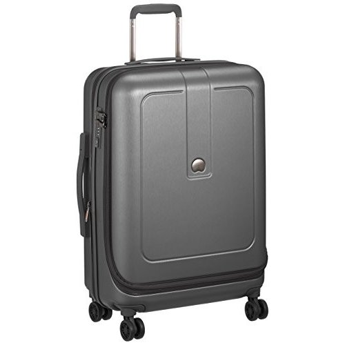 [デルセー] GRENEL スーツケース グレネル 無料受託 3~7泊 中型 5年保証 双輪キャスター トラックオープンタイプ