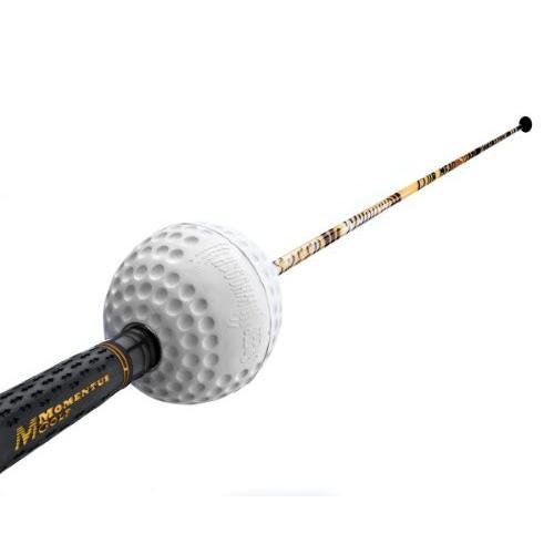 [モメンタス ゴルフ] Momentus Golf スイング 練習機スピードウッシュ 48インチ 右利き用 [並行輸入品]