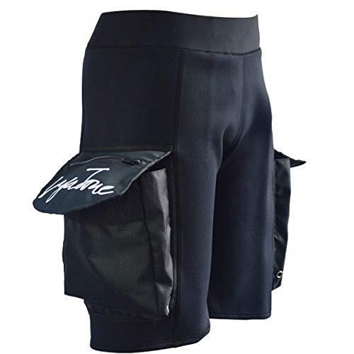Layatoneウェットパンツ 3mmネオプレンサーフィンパンツ ウェットショートパンツ マリンスポーツ サーフィン ダ
