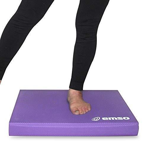 [EMSO] バランスパッド バランスマット リハビリ 高齢者 転倒予防 室内運動 バランス エクササイズ トレーニング