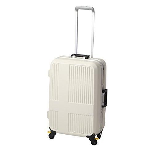 [イノベーター] スーツケース ハードキャリー フレーム 10周年限定モデル   90L   5.7kg   足踏みストッパー   保証